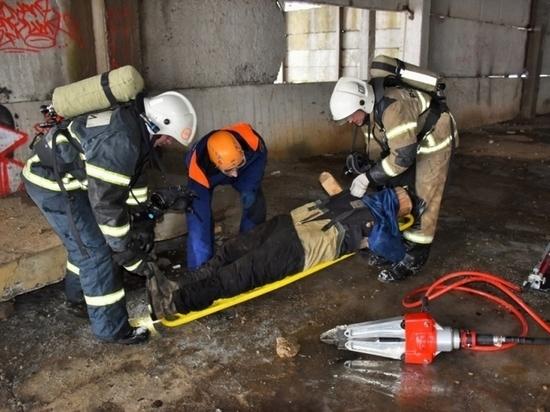 Обрушение здания и зажатые люди: под Саранском прошли крупные учения