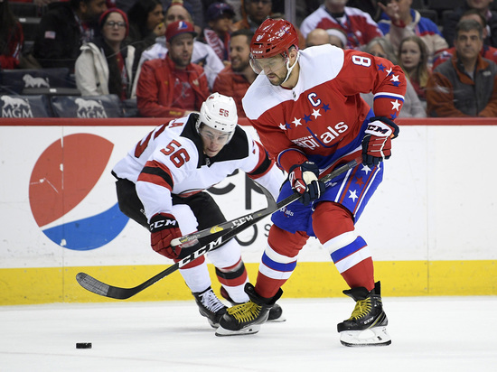 Овечкин и Малкин набрали рекордные очки в НХЛ