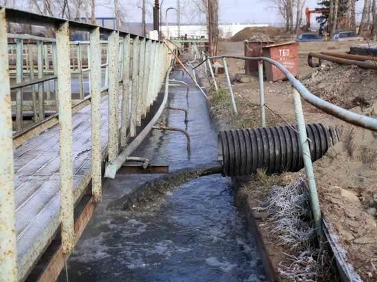 В Иркутске закончен третий этап реконструкции очистных