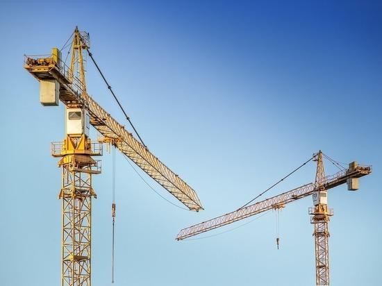 Трое безработных великолучан в течение нескольких дней по частям разбирали башенный кран