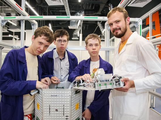 В сочинском центре «Сириус» стартовала первая космическая программа для детей