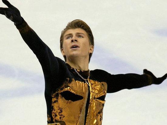 Алексей Ягудин подарил свой костюм Российскому международному олимпийскому университету