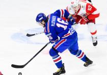 Питерский суперклуб прошел первый раунд Кубка Гагарина с помощью арбитров