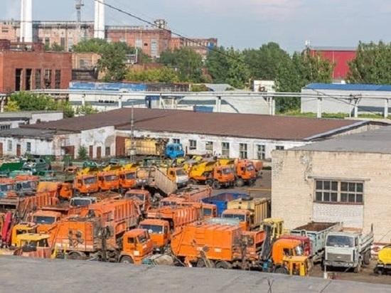 В мэрии Томска решили разделить «Спецавтохозяйство» на два предприятия