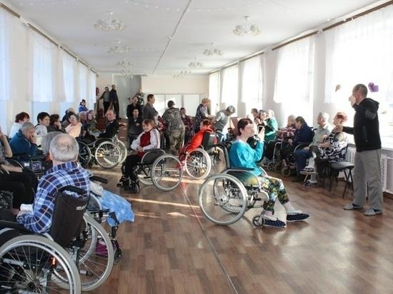 Ржевский дом престарелых телефон пансионат в уфе для престарелых