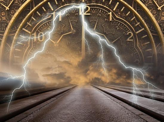 Российские ученые изобрели «машину времени»