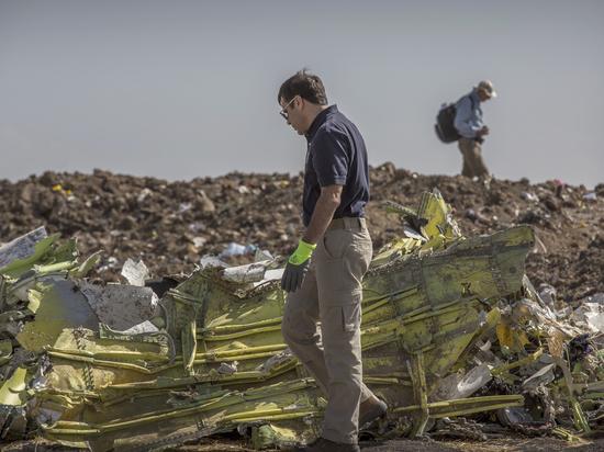 Авиакомпания раскрыла переговоры пилотов Boeing перед крушением в Эфиопии