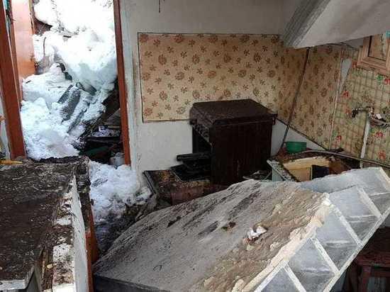 В частном доме в Мордовии прогремел взрыв