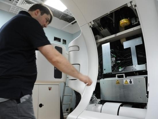 Новое оборудование для лучевой терапии получил волгоградский онкоцентр