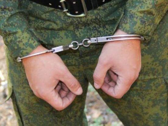 К условному сроку приговорили контрактника в Пскове за дезертирство
