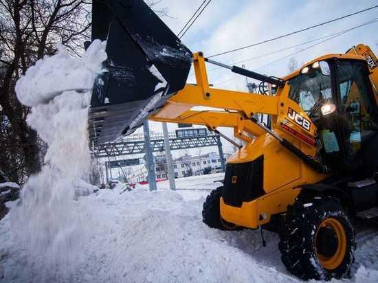 Воскресенский раскритиковал глав районов за задержки в уборке снега и наледи