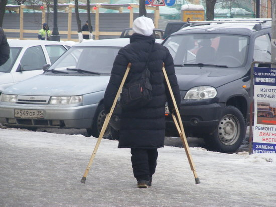 Благоприятные условия для жизни инвалидов создают в Вологде