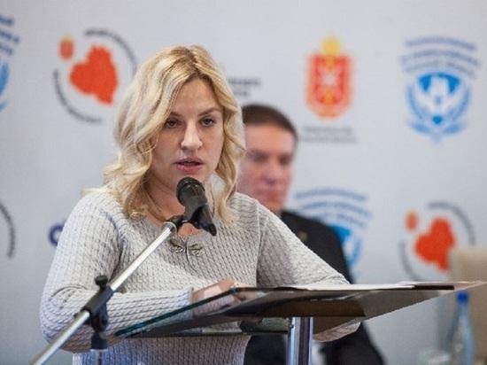 Калужский экс-омбудсмен стала министром Крыма
