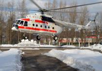 Новый вертолёт Ми-8 прибыл в Тверскую область