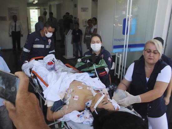 «Колумбайн» по-бразильски: подростки устроили бойню в школе и покончили с собой