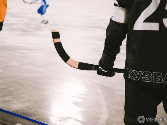 Кузбасский хоккеист примет участие в мировом первенстве