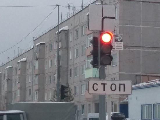 Ноябрьские автомобилисты поедут на «красный»