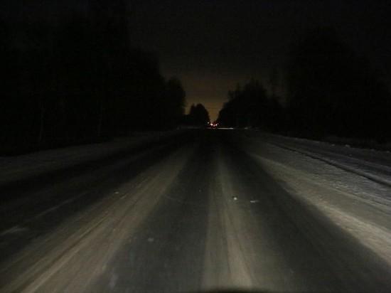 Хабаровские перевозчики жалуются на темные дороги