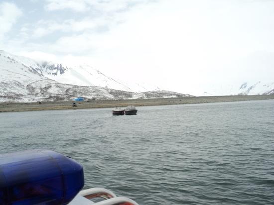 Камчатские суда готовятся к выходу из ледового плена