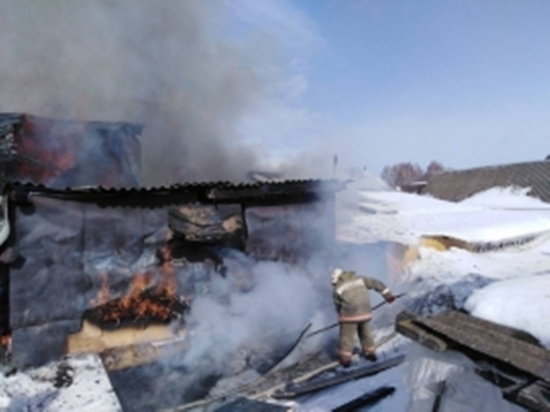 13 марта в Ивановской области произошло три пожара