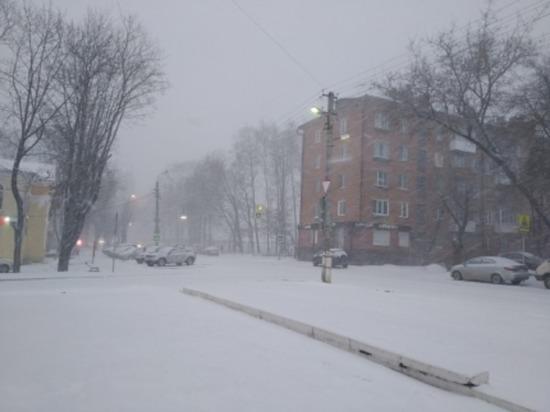 В четверг, 14 марта, на Смоленщине выше нуля, снег с дождем