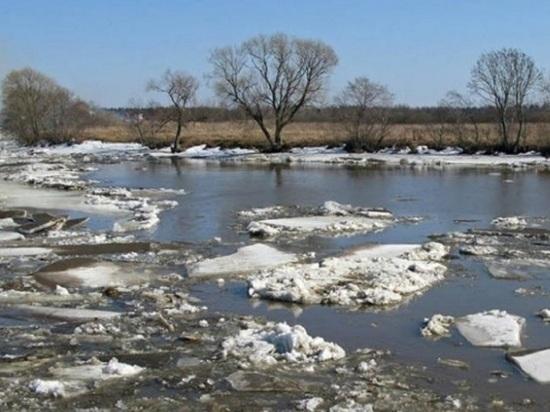 Метеорологи ожидают вскрытие калужских рек на 20 дней раньше