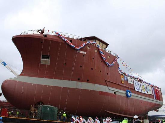 Россияне построили в Турции первое и последнее краболовное судно