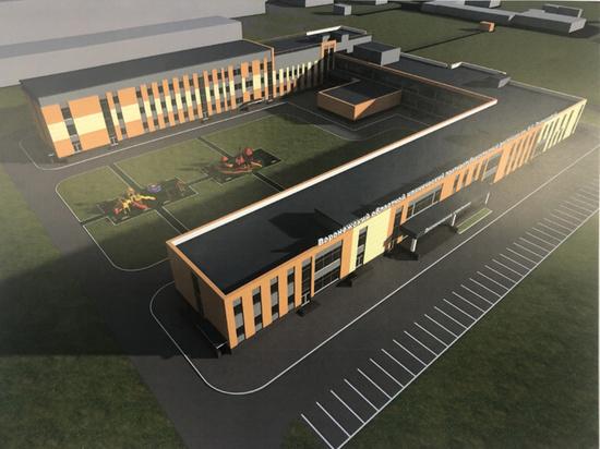 Новый детский корпус воронежского тубдиспансера построят в 2020 году