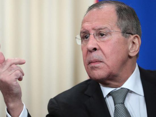 """Лавров призвал Евросоюз прекратить """"визовую дискриминацию"""" крымчан"""