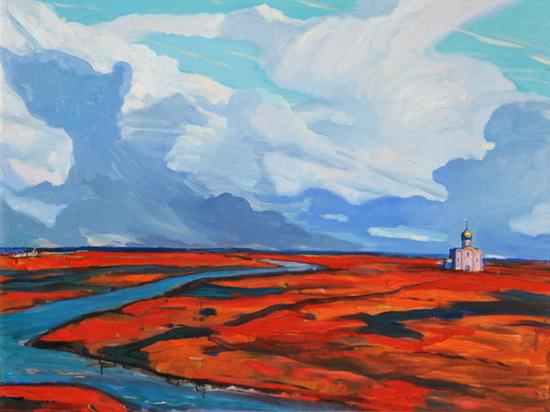 Воронежцев приглашают на выставку произведений Ильи Глазунова