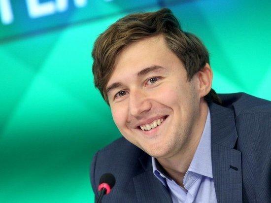 Шахматист Карякин прокомментировал победу на командном чемпионате мира: «Собой недоволен»