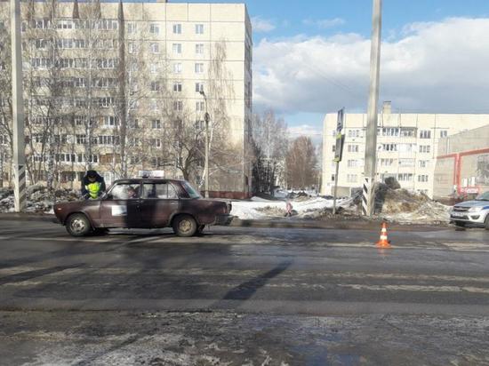 Ученик автошколы сбил девочку на переходе в Новочебоксарске