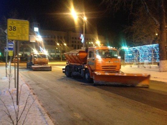 Администрация Ульяновска приведет в порядок дороги города к утру пятницы