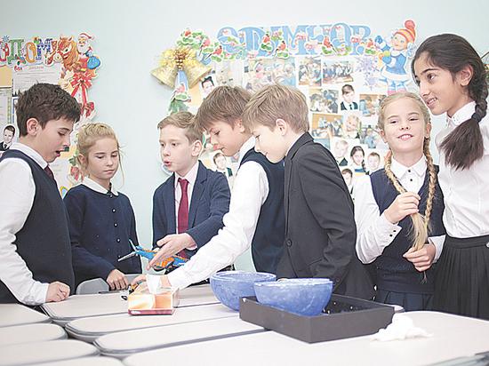 Московская школа вошла в топ-пятерку мировых лидеров