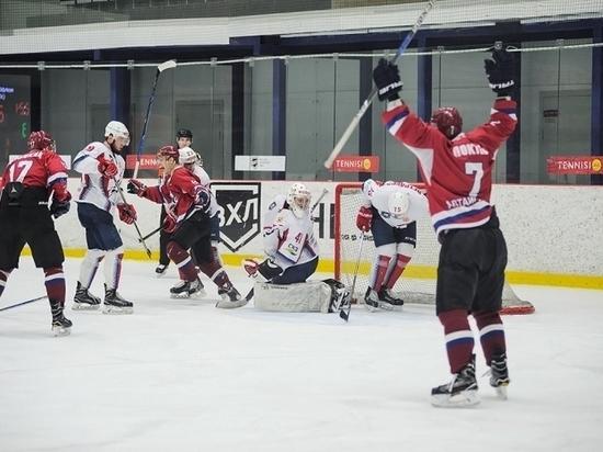 ХК «Мордовия» вырвал победу у «Алтая»