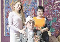 Журналисты «МК-Азия» навестили удивительную киргизскую семью, глава которой Токой Садыров, ветеран Великой Отечественной, отмечает в этом году свой 100-летний юбилей