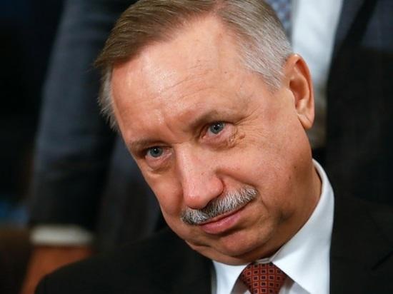 Прокуратура Петербурга избавила Беглова от приставки «врио»