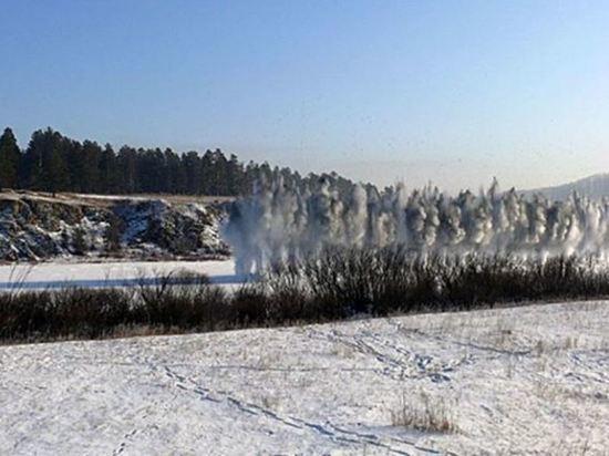 Саперы ЦВО взорвут лед в Бийском районе
