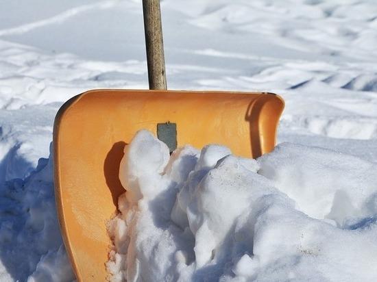 Тысячи кузбассовцев выйдут на улицы рыхлить снег