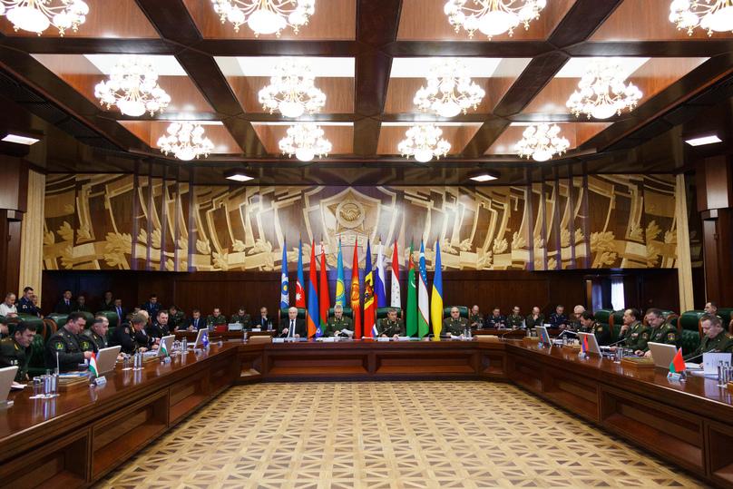 Военачальники СНГ определили главные угрозы безопасности: терроризм и США