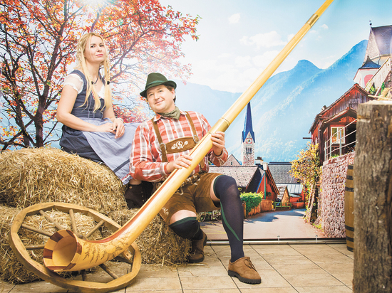 «Баварская Карусель» рассказала о национальных традициях в группе