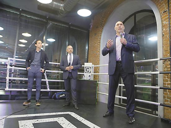 Николай Валуев вышел на ринг против Сергея Ястржембского ради охоты