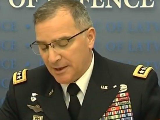 Американский генерал допустил применение Россией ядерного оружия против соседей