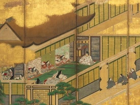 Музей Метрополитен: Японская культура в зеркале Гэндзи