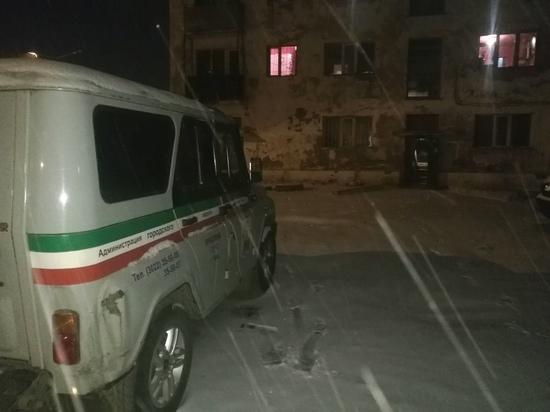 «МК в Чите» на месте проверил информацию об обрушении стен дома на КСК