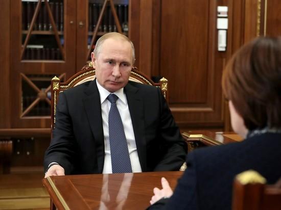 Картины для кабинета Путина подбирают в студиях художника Сергея Андрияки