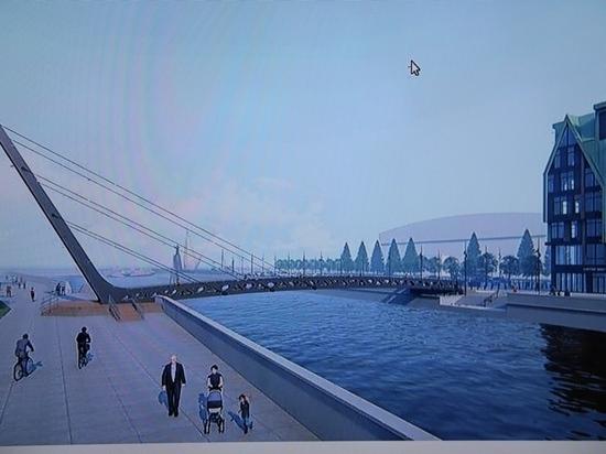 Власти Калининграда обсудили мост от острова Канта до «Юности»