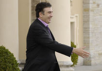 Саакашвили: никаких политических амбиций на Украине у меня нет