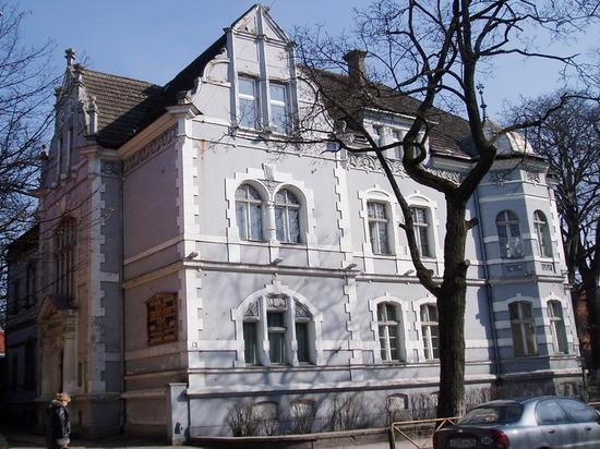 От резиденции обер-бургомистра Инстербурга — к котикам Черняховска