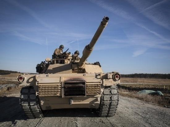 НАТО перебрасывает войска к границе с Россией